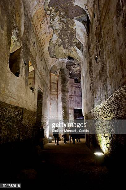 The Great cryptoporticus The Ministry for Cultural Heritage December 27 2015 has allocated 13 million euro for the restoration of the Domus Aurea the...