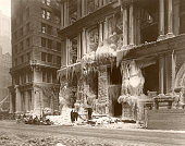 The great fire of the equitable life insurance company in new york picture id515508220?s=170x170