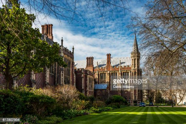 the great hall and the library at lincoln's inn - holborn stock pictures, royalty-free photos & images