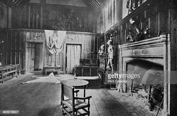 The Great Hall Ockwells Manor 19241926 Ockwells Manor is a timberframed manor house near Maidenhead Berkshire It dates from the 15th century when the...