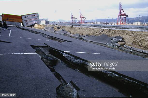 The Great Hanshin earthquake or Kobe earthquake occurred on Tuesday January 17 in the southern part of Hyogo Prefecture Japan Approximately 6434...