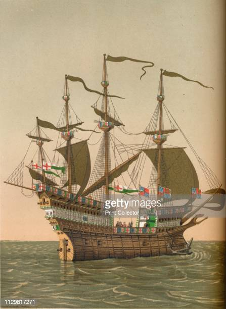 The 'Great Harry' circa 1520 Henry Grace à Dieu also known as Great Harry was an English carrack or great ship of the 16th century Henry Grace à Dieu...