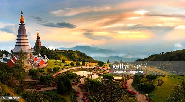the great holy relics pagoda nabhapolbhumisiri - phuket province stock pictures, royalty-free photos & images