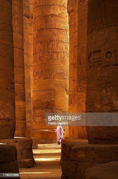 The Great Hypostyle Hall of Karnak