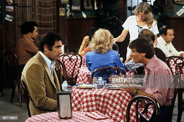TAXI 'The Great Line' Season One 10/17/78 Judd Hirsch Randall Carver on the ABC Television Network comedy 'Taxi' John meets a girl at a bar and to...