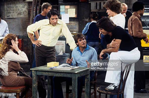 TAXI 'The Great Line' Season One 10/17/78 Marilu Henner Judd Hirsch Randall Carver Tony Danza Jeff Conaway on the ABC Television Network comedy...