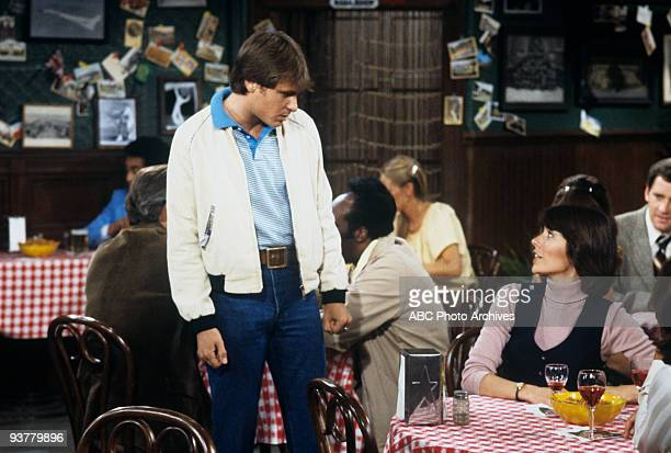 TAXI 'The Great Line' Season One 10/17/78 Randall Carver Ellen Regan on the ABC Television Network comedy 'Taxi' John meets a girl at a bar and to...
