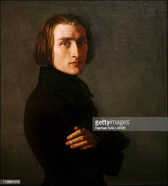 The great love of Marie d'Agoult Franz Liszt is the subject of new book of Gonzague Saint Bris Belfond edition Famous romance writer is the absolute...