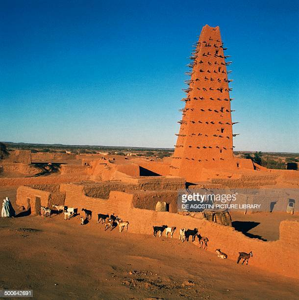 The Great Mosque Agadez Niger 16th19th century