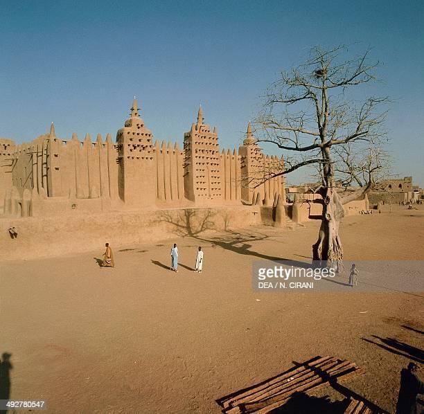 The Great Mosque Djenne Mopti Mali