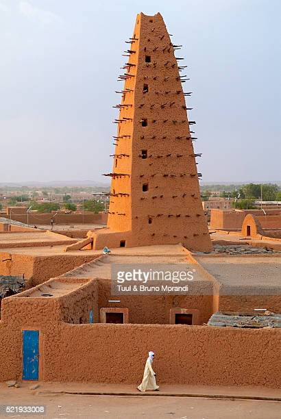 The Great Mosque of Agadez, Niger