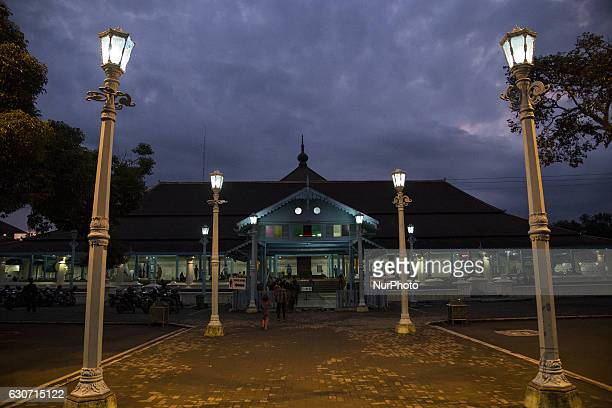 The Great Mosque of Surakarta was built by Sunan Pakubuwono III in 1763 in Surakarta Solo Central Java on 31 December 2016 The mosque was completed...