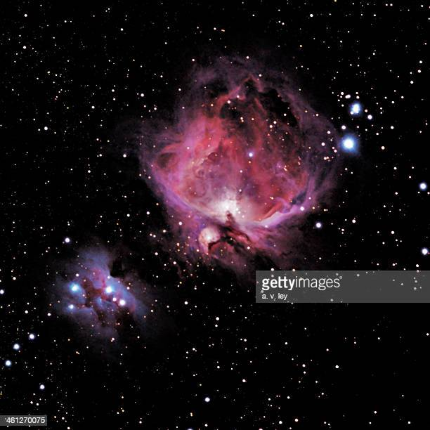 M42, The Great Nebula of Orion