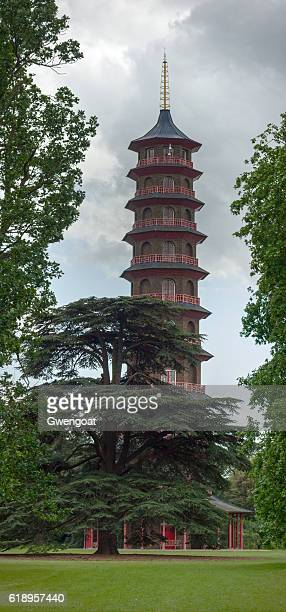 The Great Pagoda of Kew Gardens