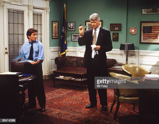 CITY The Great Pretender Season One 9/24/96 This situation comedy takes place in New York's City Hall It centers on Michael J Fox who has to protect...