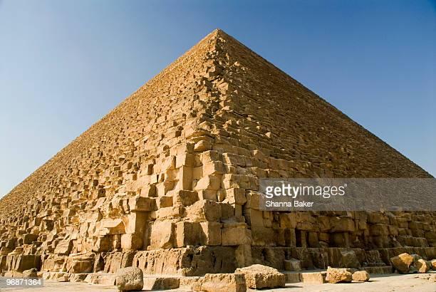 The Great Pyramid of Giza at Cairo, Egypt
