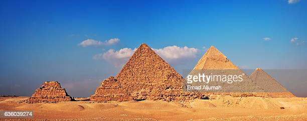 The Great Pyramid of Giza, Cairo, Egypt