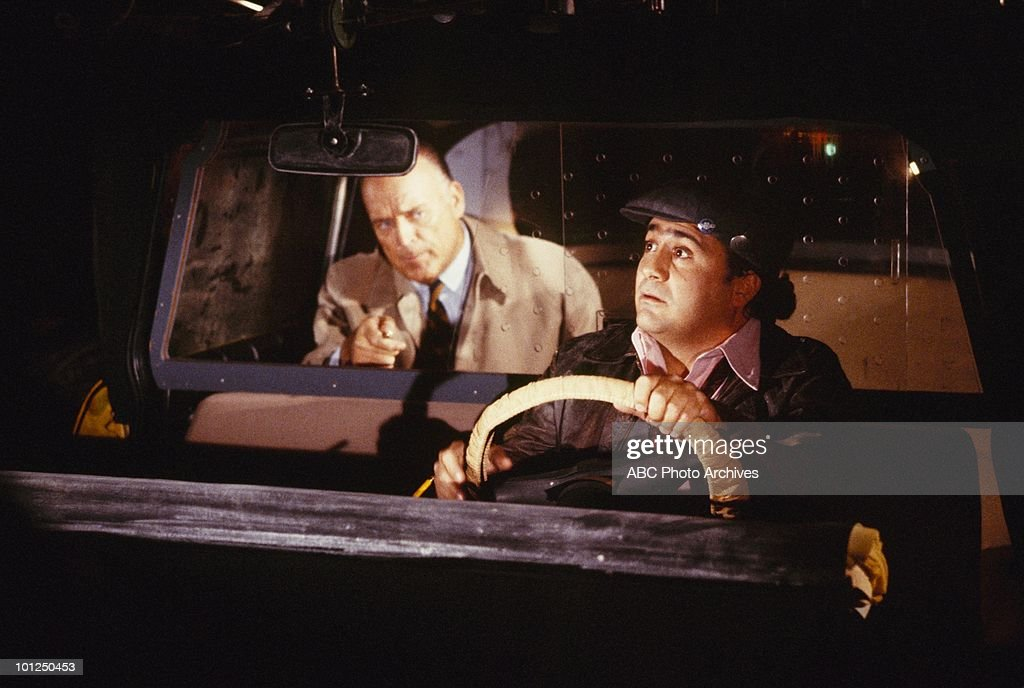 TAXI - 'The Great Race' - Airdate November 6, 1979. (Photo by ABC Photo Archives/ABC via Getty Images) FRED