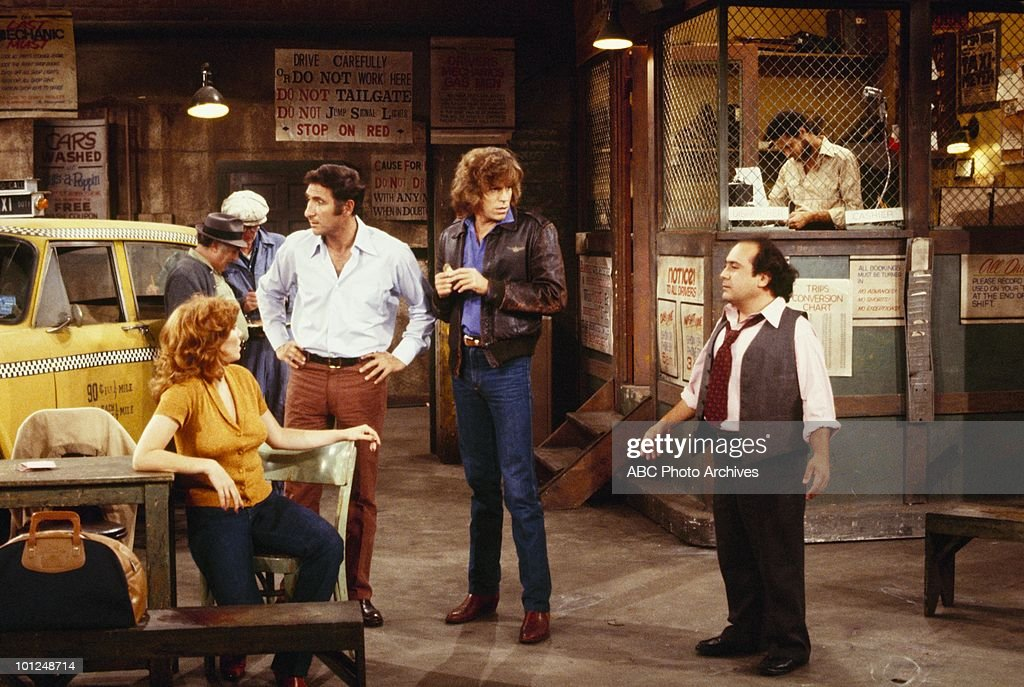 TAXI - 'The Great Race' - Airdate November 6, 1979. (Photo by ABC Photo Archives/ABC via Getty Images) MARILU
