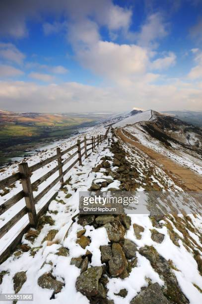 The Great Ridge, Peak District National Park