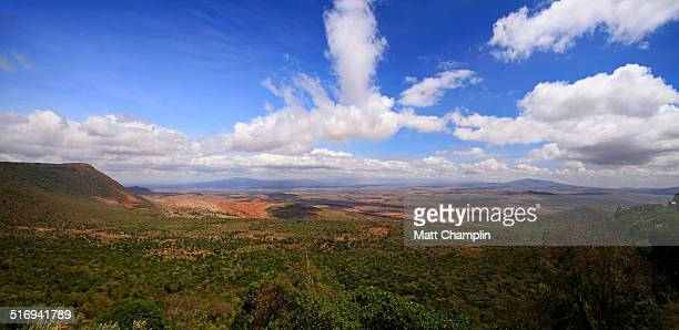 The Great Rift Valley of Kenya