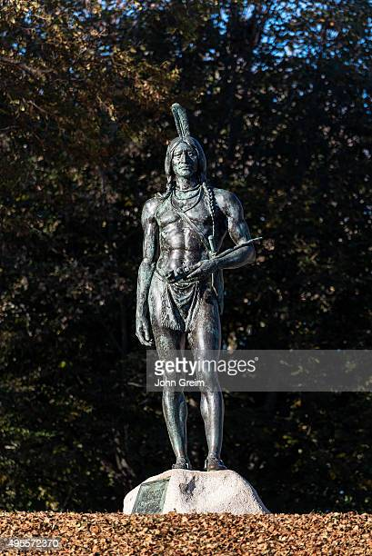 The Great Sachem is the native American from the Wampanoag nation who helped the first pilgrims who landed in Plymouth