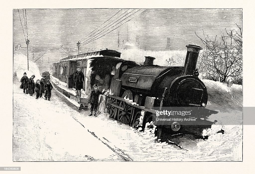 The Great Snowstorm, 1891- Plummeting temperatures brought 15-foot high snow drifts, cutting off Devon and Cornwall. 200 people perished during the extreme weather.