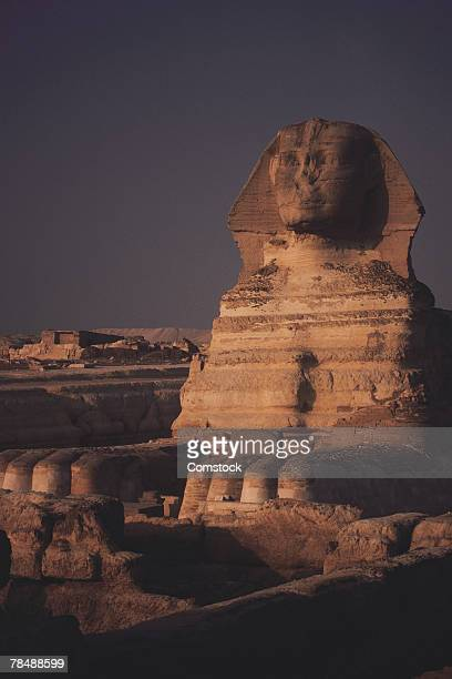 The Great Sphinx , Giza , Egypt