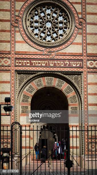 The Great Synagogue of Budapest