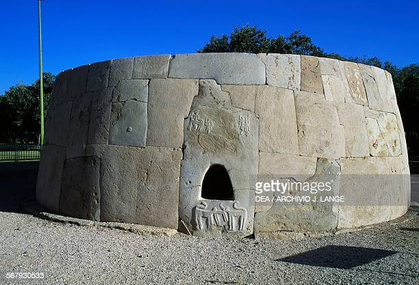 The Great Tomb Hili Archaeological Park Al Ain United Arab Emirates Umm anNar civilisation 23002000 BC