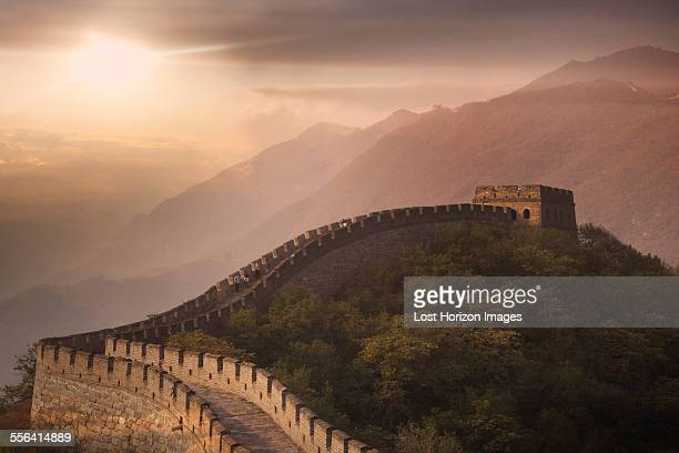 The Great Wall at Mutianyu, Beijing, China