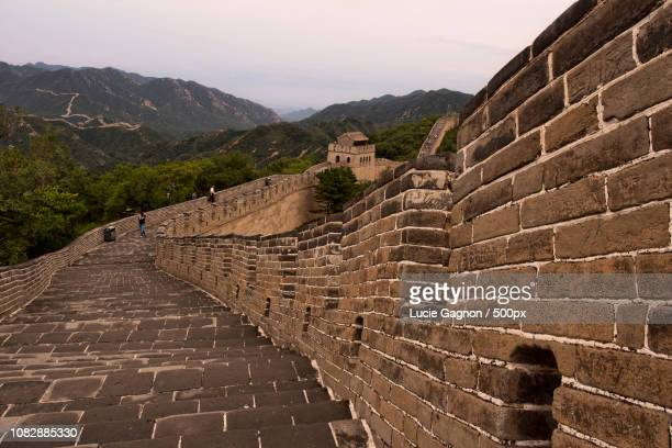 The Great Wall of China (Badaling Section) * La Grande Muraille de Chine (section Badaling)