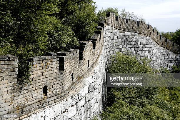 the great wall of china - christmas island stock pictures, royalty-free photos & images