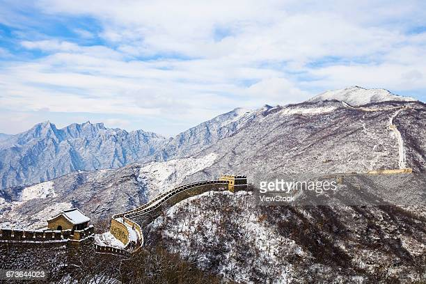The Great Wall snow