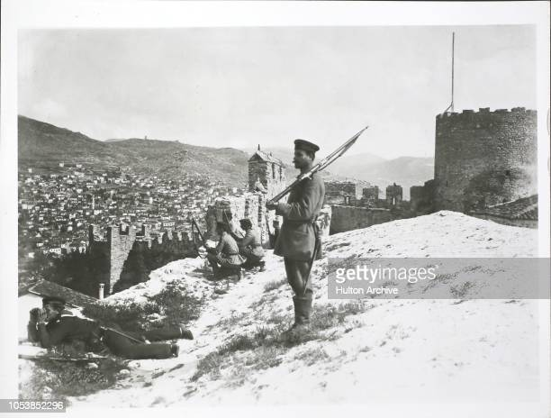 19141918 Watchers Unwanted Kavalla a Greak seaport due east of Salonika was occupied by the Bulgarians without a declaration of war in August their...