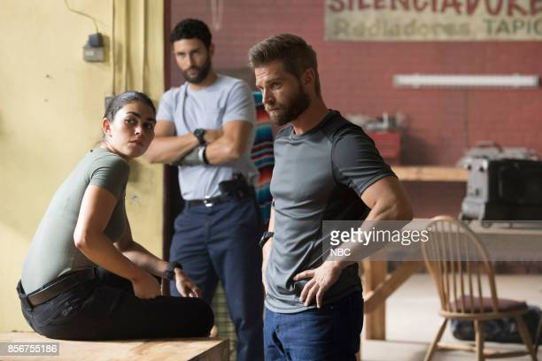 THE BRAVE 'The Greater Good' Episode 105 Pictured Natacha Karam as Sergeant Jasmine 'Jaz' Khan Noah Mills as Sergeant Joseph 'McG' McGuire Mike Vogel...
