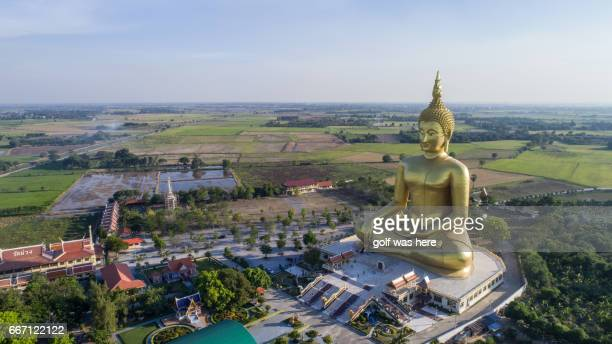 The Greatest and Biggest Buddha in Thailand