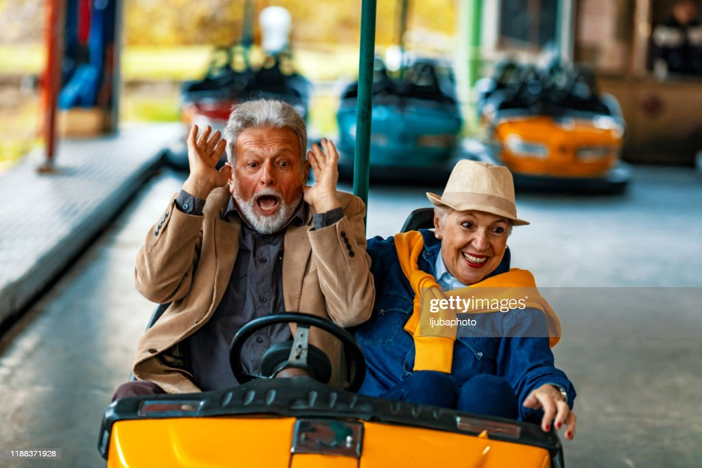 The greatest gift of life, growing old with your soulmate : Stock Photo