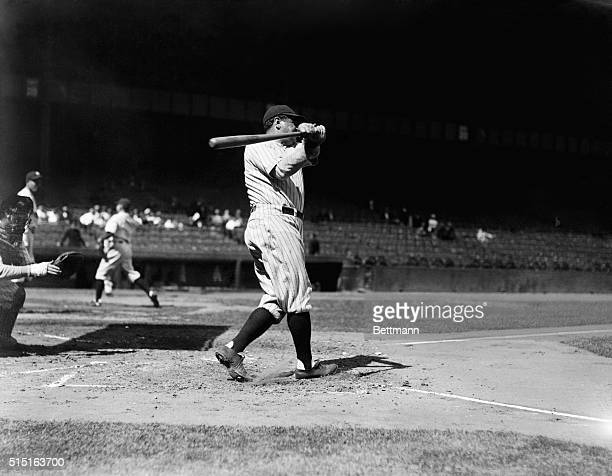 The Greatest of Them All - Babe Ruth. Babe Ruth, home run king who[sic] sensational all-around playing has been a factor in the pennant spurt of the...