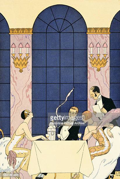 The Greedy by George Barbier