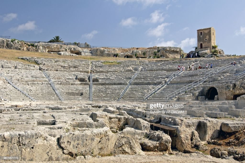 greek and roman theatre history