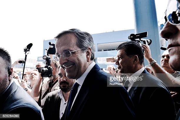 The Greek prime minister Antonis Samaras attended the inauguration of 79th Thessaloniki International Fair During his official speech he announced a...