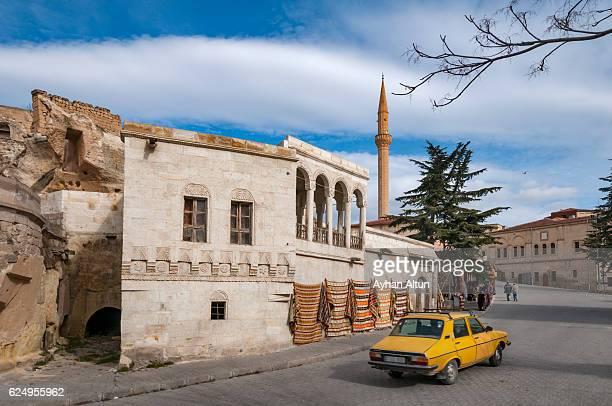 the greek town of sinasos (mustafapasha), near urgup,nevsehir,turkey - ネヴシェヒル県 ストックフォトと画像