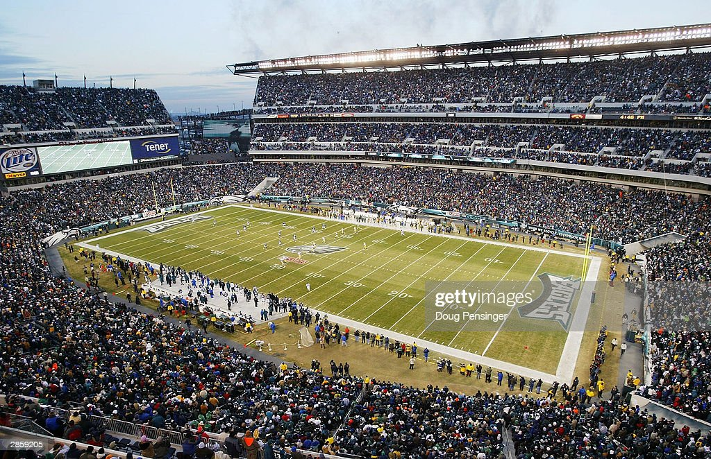 NFC Divisional Playoffs: Packers v Eagles : News Photo