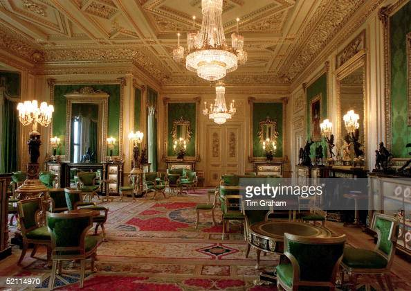 Drawing Room Windsor Pictures Getty Images