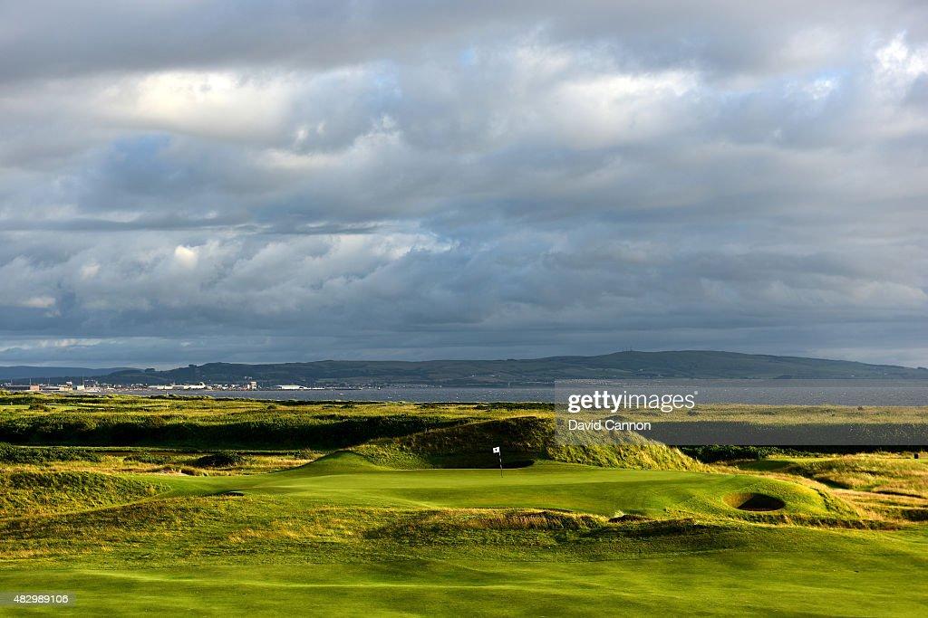 General Views Royal Troon Golf Club News Photo