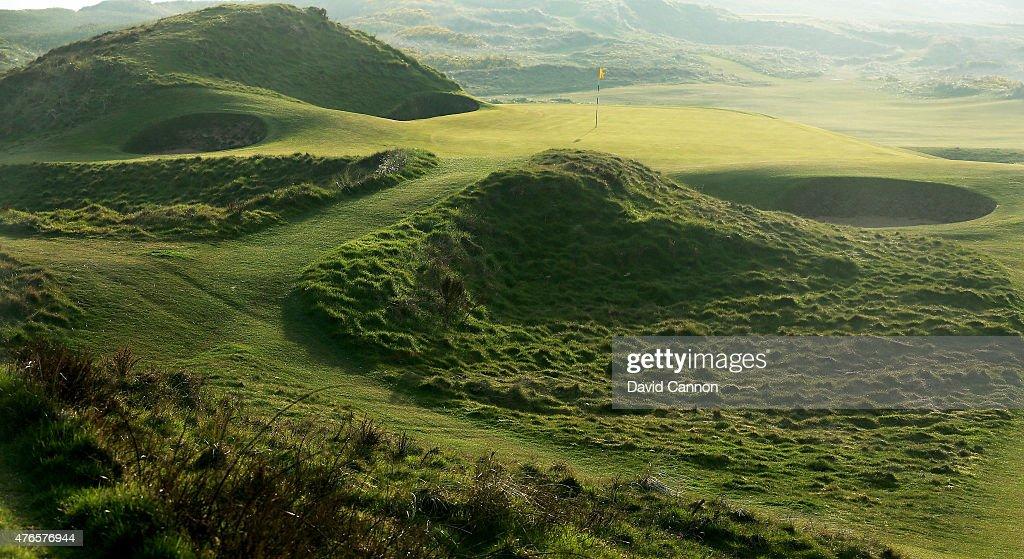 Royal Troon Golf Club : News Photo