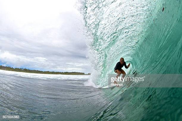 The green room surfer girl