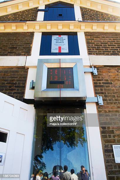 The Greenwich Meridian