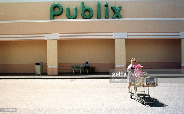 The grocery store Publix where George Trofimoff worked in Viera Florida June 15 2000 Trofimoff of Melbourne Florida was arrested on charges that he...